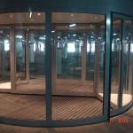 Автоматическая дверь, двери для входных групп