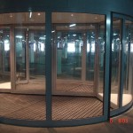 Автоматическая  дверь