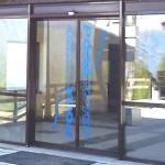 Раздвижная автоматическая дверь