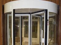 Автоматические двери KBB для торговых центров