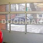 Подъемные ворота Doorhan