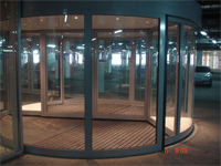 Автоматические двери - применение
