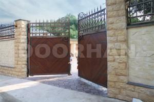 Распашные ворота ремонт