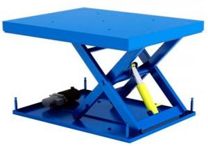 Подъемный стол ножничного типа купить