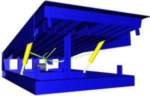 Перегрузочное оборудование для складов Doorhan