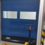 Автоматические лабораторные высокоскоростные рулонные ворота NERGECO Labo