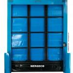 Высокоскоростные автоматические гибкие ворота NERGECO Frigo