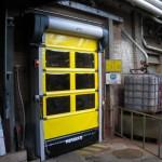 Скоростные гибкие автоматические ворота NERGECO Forum