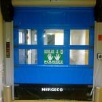 Автоматические рулонные ворота NERGECO Labo