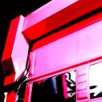 Скоростные гибкие внешние автоматические ворота NERGECO