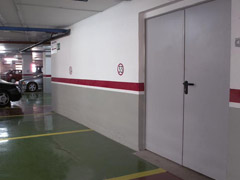Дверь противопожарная Падилла