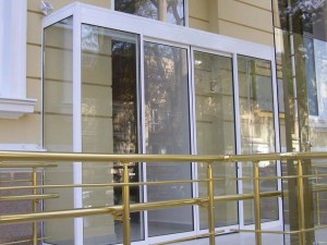 Раздвижные автоматические двери Adora LS 150