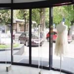 Polukruglay Door Adora