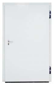 Одностворчатая холодильная дверь Кингспан