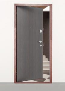 Стальные двери Дорхан - Модель «Комфорт»