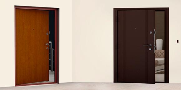 Входные защитные двери Премьера Плюс Doorhan