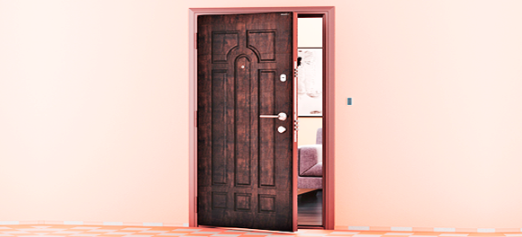 Входные стальные двери Дорхан