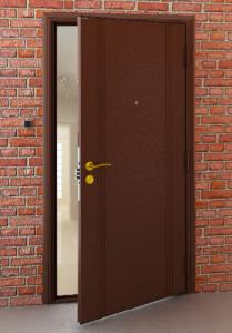 Входные защитные стальные двери Doorhan