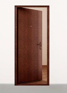 Стальные двери модель Эко Doorhan