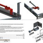 Демпфер для автоматических секционных ворот ремонт